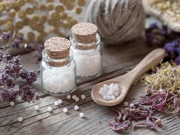 Homöopathie - klein